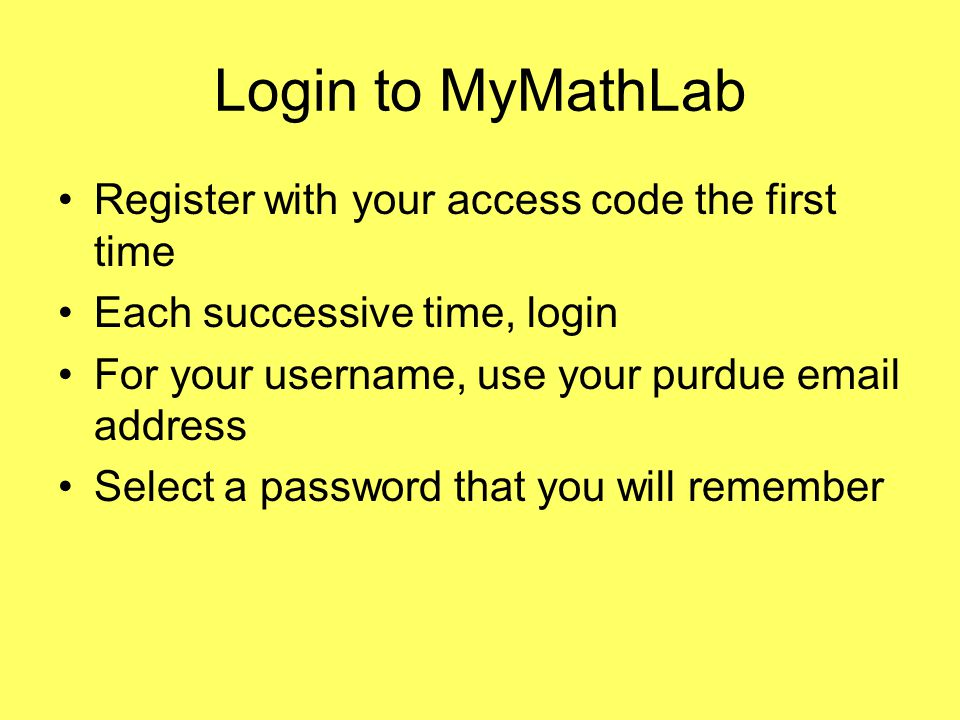 MyMathLab For School Login, Sign Up And Other Guide!